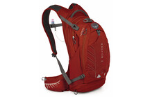 Osprey Raptor 14 Sac hydratation rouge